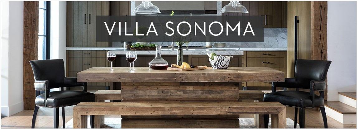 Villa Sonoma Dining Room Set