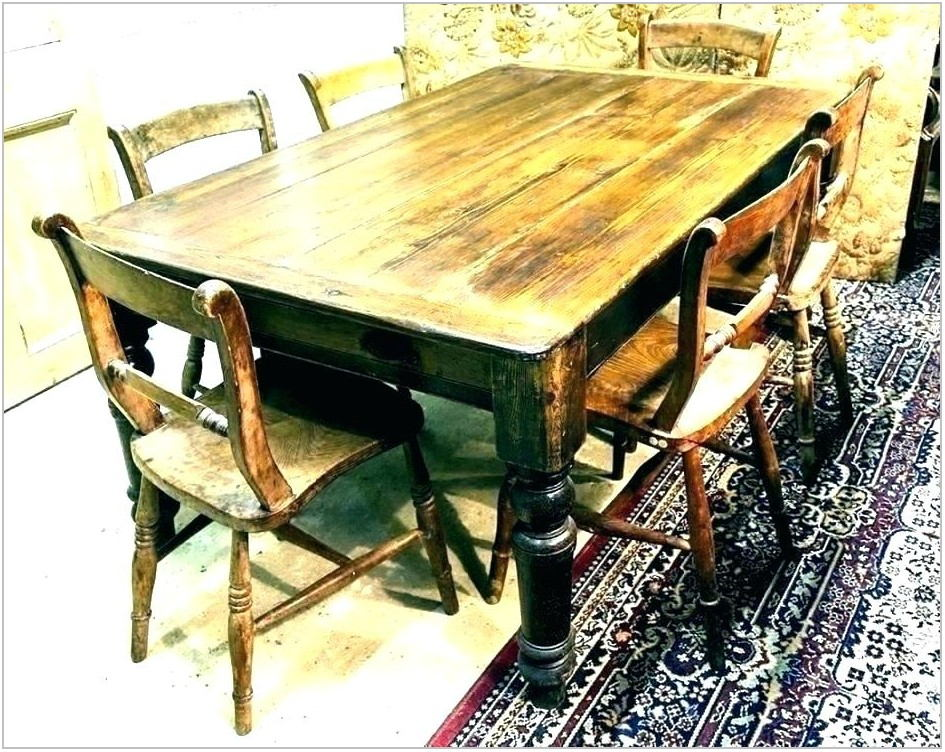 Vintage Dining Room Tables For Sale