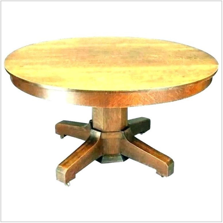 Vintage Round Dining Room Tables