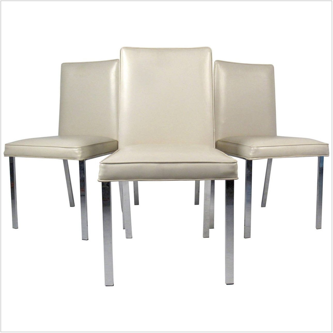 Vinyl Dining Room Chairs
