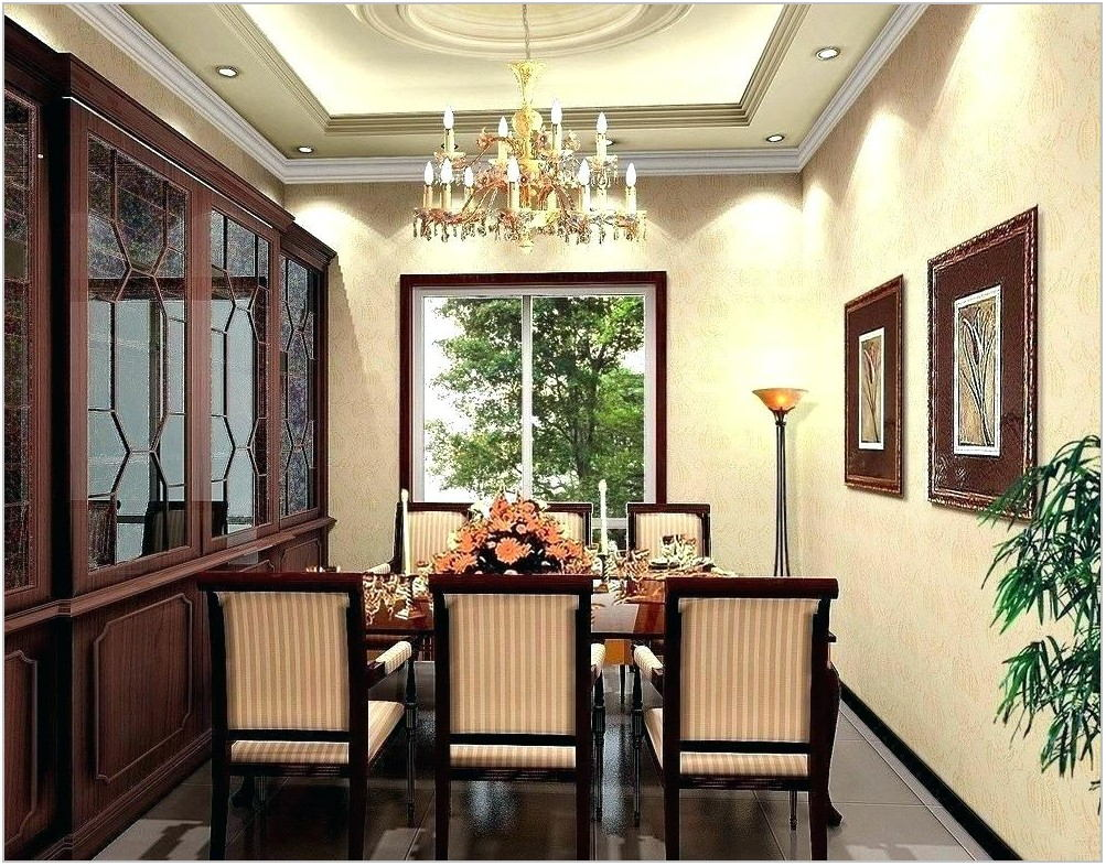 Wall Unit Designs For Dining Room