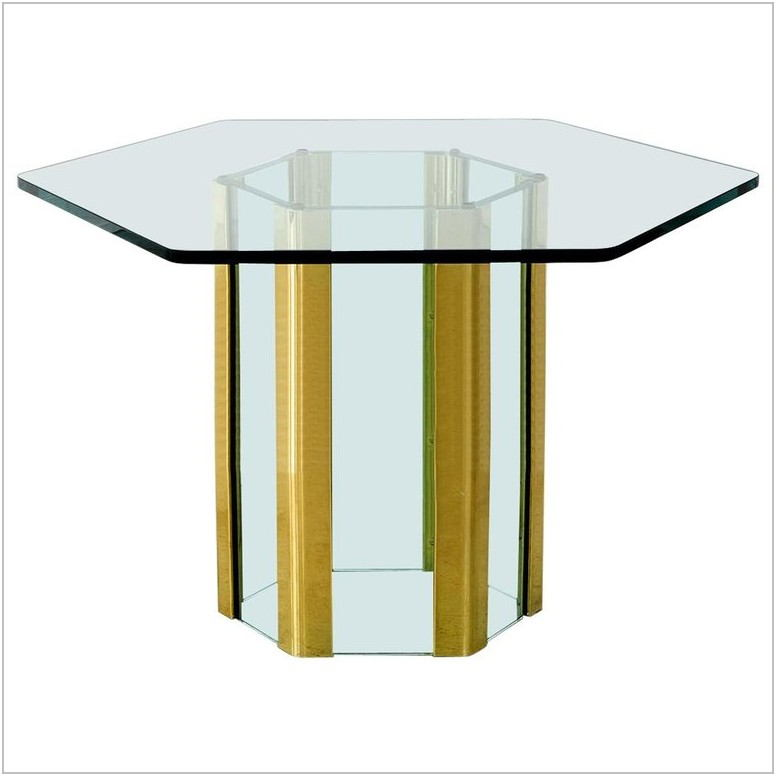 Waterfall Dining Room Table