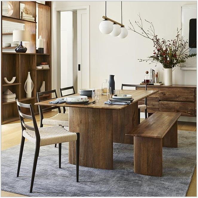 West Elm Dining Room Inspiration
