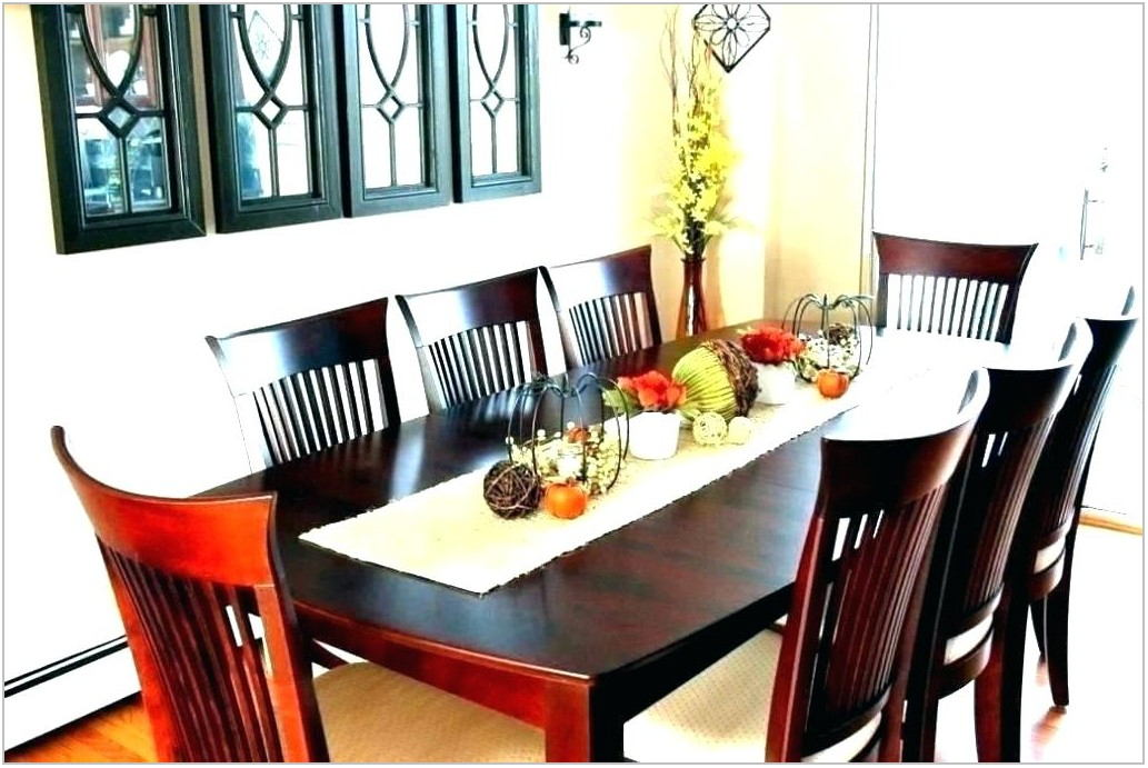 What To Put On Dining Room Table