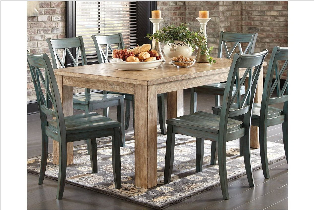 White Dining Room Table Ashley Furniture