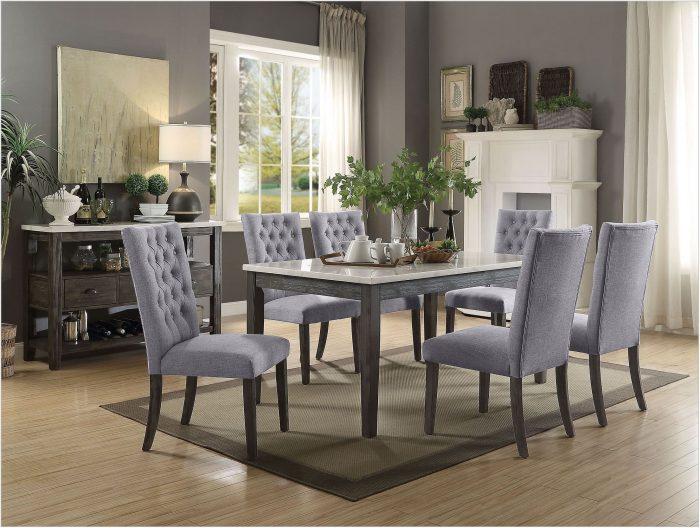 White Oak Dining Room Set