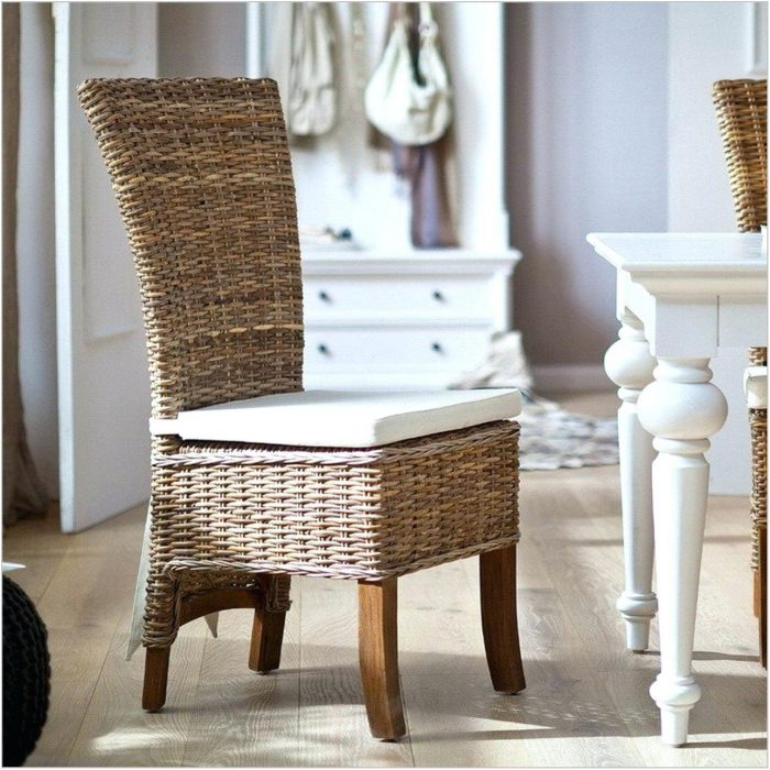 Wicker Dining Room Chairs With Arms