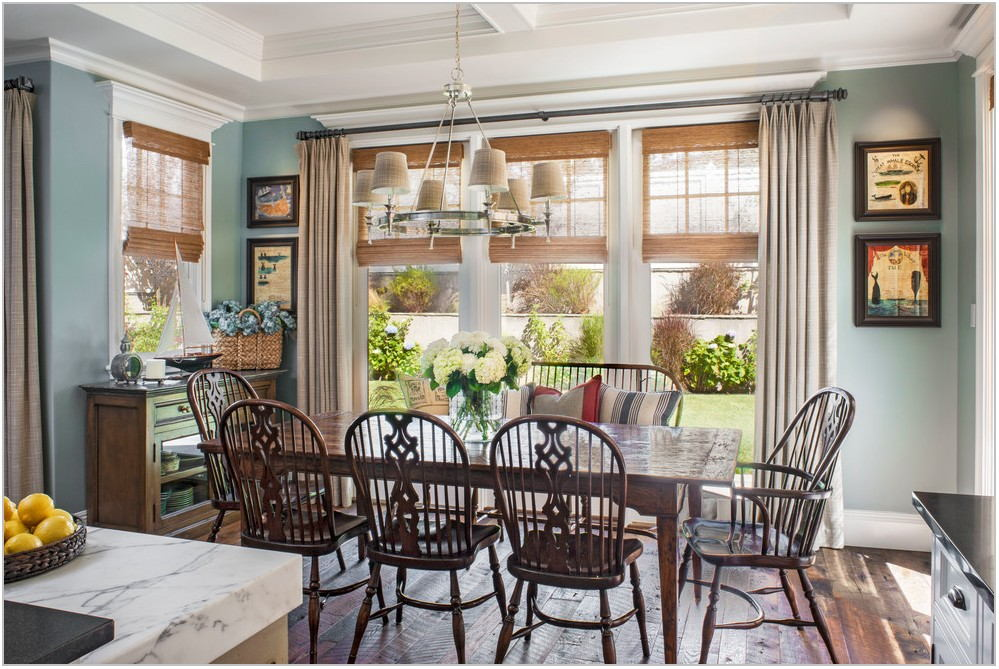 Window Treatment Ideas For Small Dining Room
