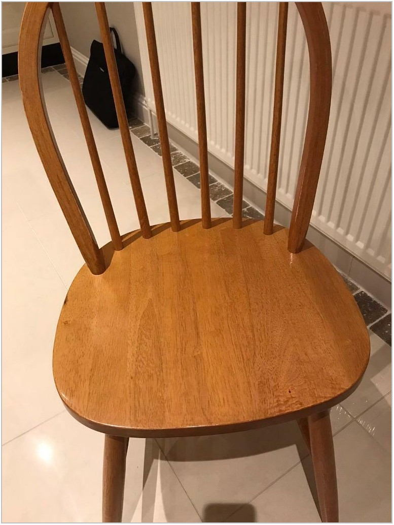 Windsor Style Dining Room Chairs