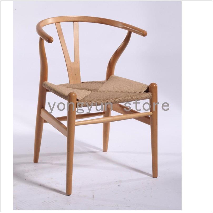 Wishbone Chair Dining Room