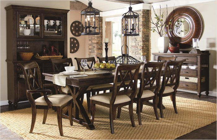 Wolf Furniture Dining Room Sets