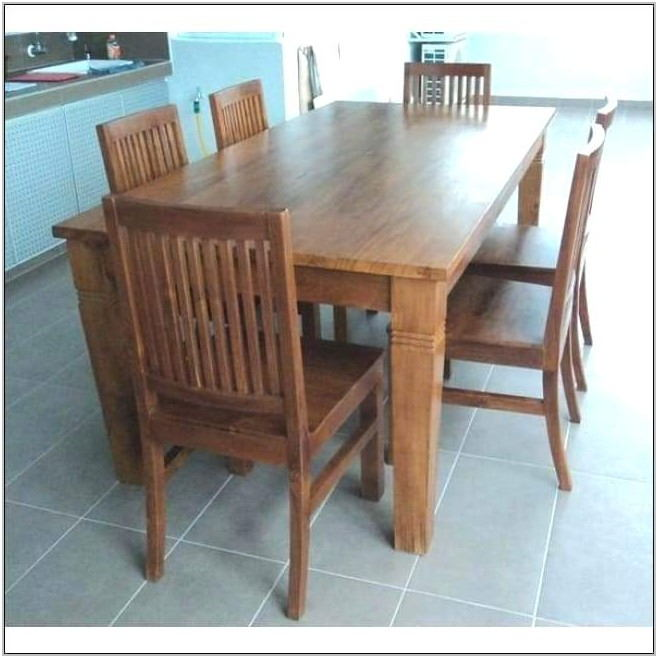 Wood Dining Room Chairs Set Of 4
