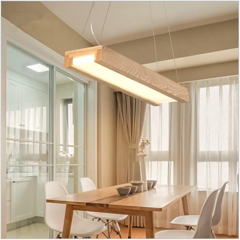 Wood Dining Room Chandeliers