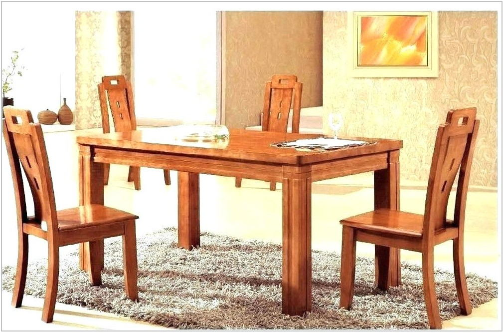 Wood Dining Room Sets For Sale