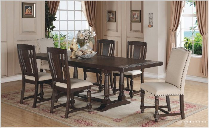 Woodleys Dining Room Tables