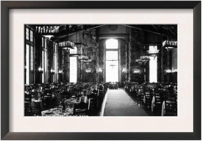 Yosemite Lodge Dining Room
