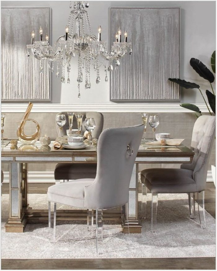 Z Gallerie Dining Room Ideas