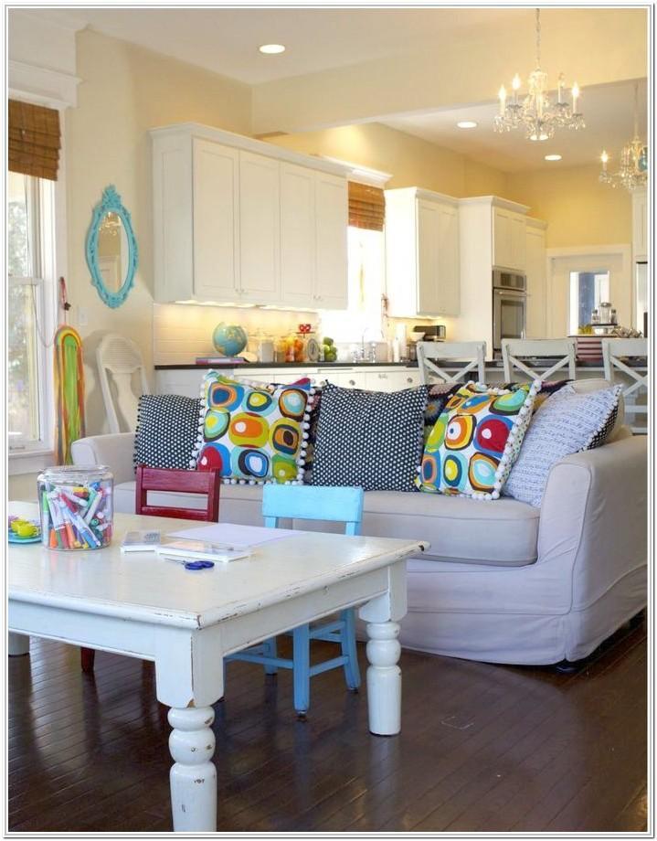 13 Kid Friendly Living Room Ideas