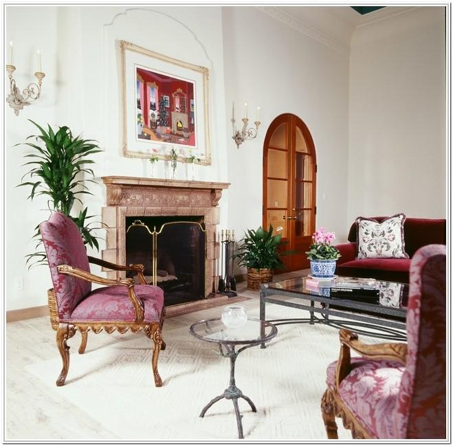 1920s Living Room Ideas