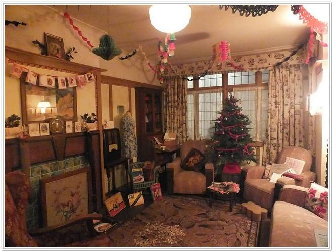 1940s Living Room Ideas