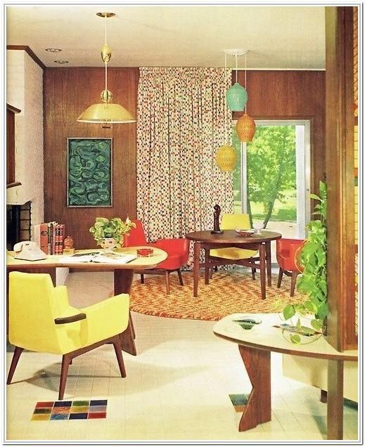 1960 Living Room Ideas