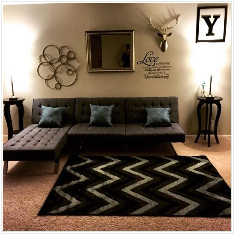 2 Futon Living Room Ideas