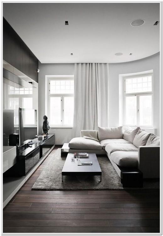 2018 Living Room Ideas Dark Wood Floor