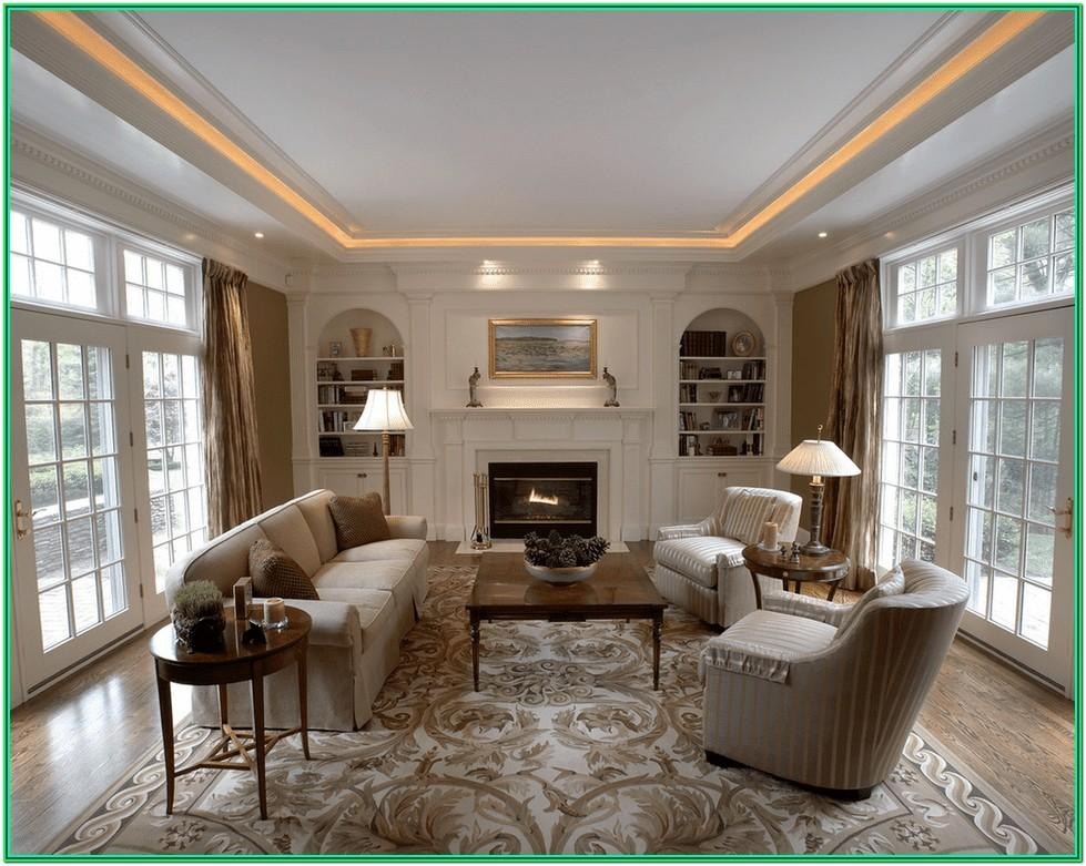 9 Ceiling Living Room Light Fixture Ideas