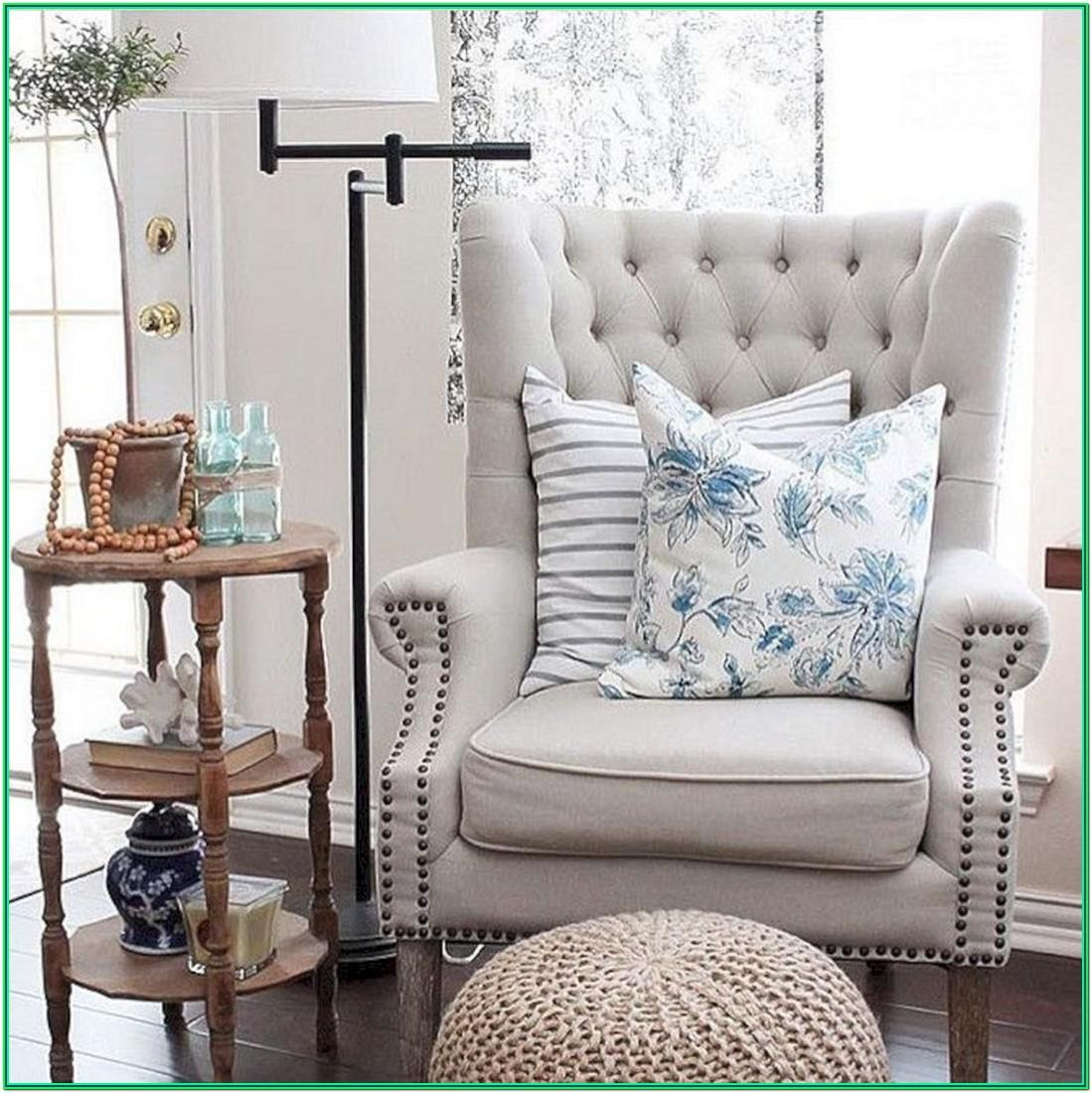 Accent Chairs Living Room Design Ideas