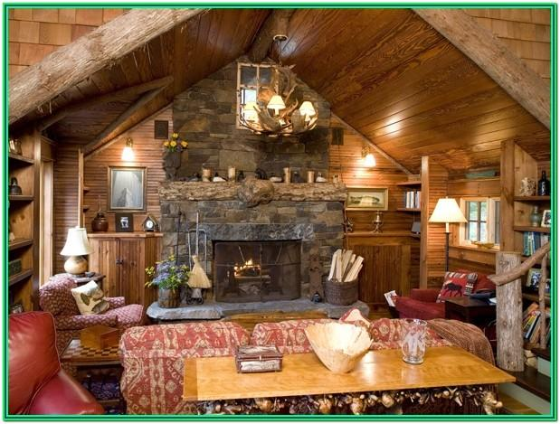 Adirondack Living Room Ideas