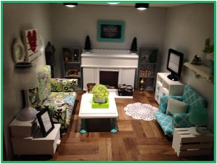American Girl Doll Living Room Ideas