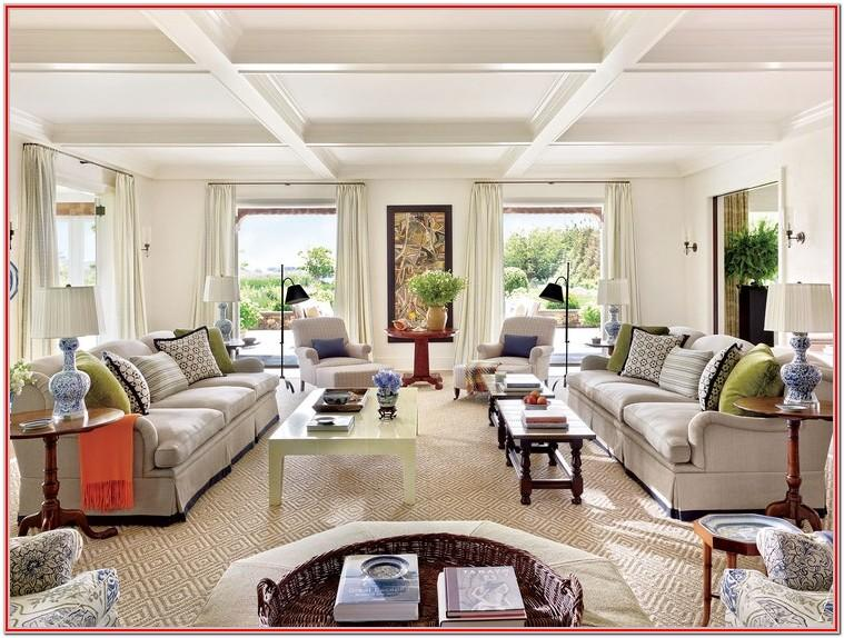 Architectural Digest Best Living Rooms