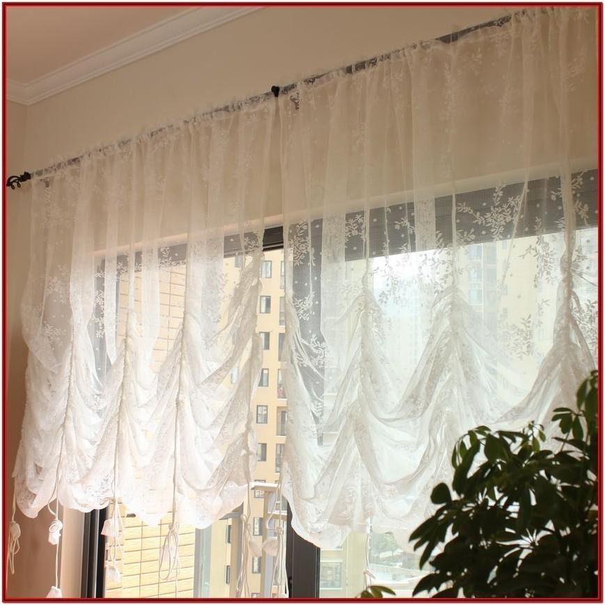 Balloon Curtains For Living Room