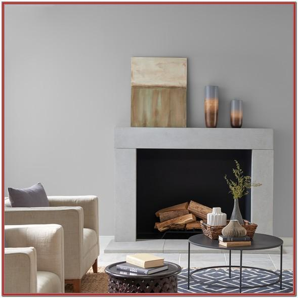 Behr Gray Paint For Living Room