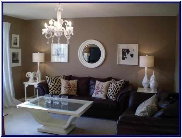 Beige Color Living Room Walls