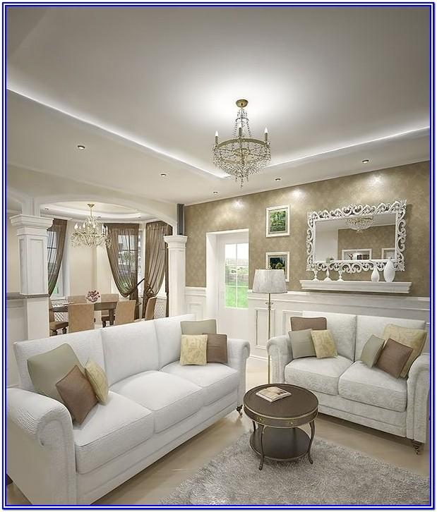 Beige Living Room Color Schemes