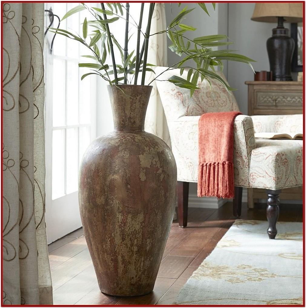 Big Floor Vase For Living Room
