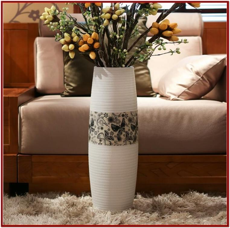 Big Flower Vase For Living Room Online India