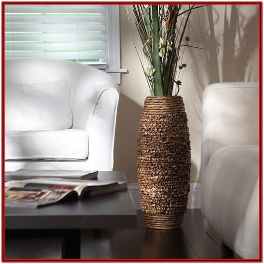 Big Size Flower Vase For Living Room