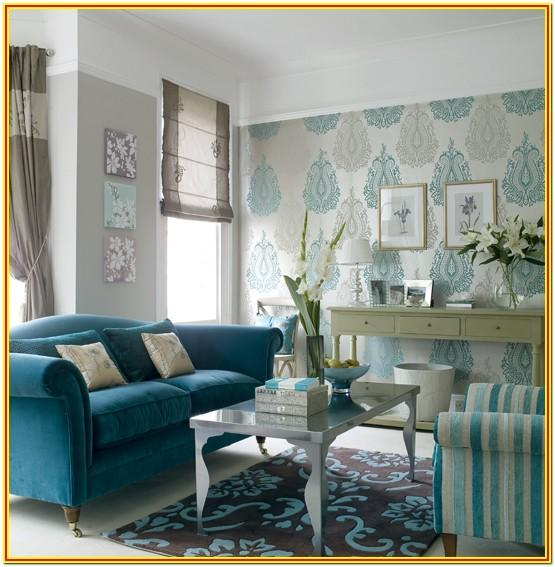 Black And Teal Living Room Ideas