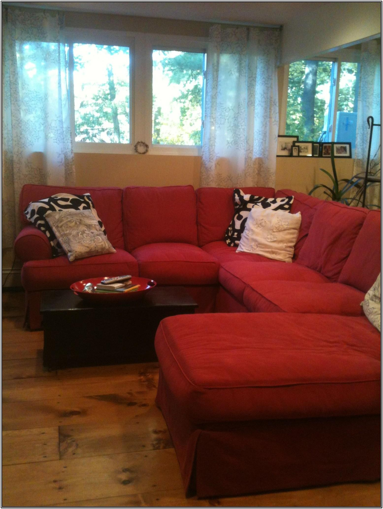 Black Red And Beige Living Room