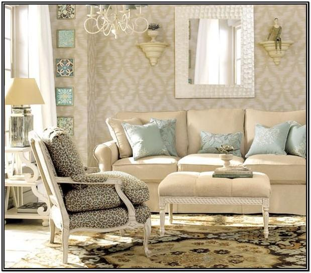 Blue And Beige Living Room Ideas