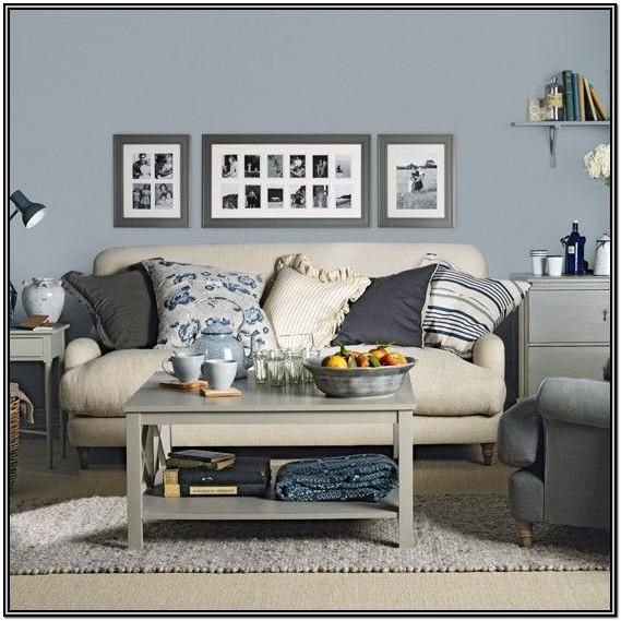 Blue And Grey Living Room Decor Ideas
