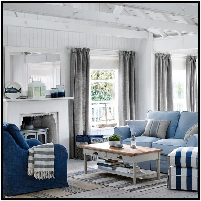 Blue Black And Gray Living Room Ideas