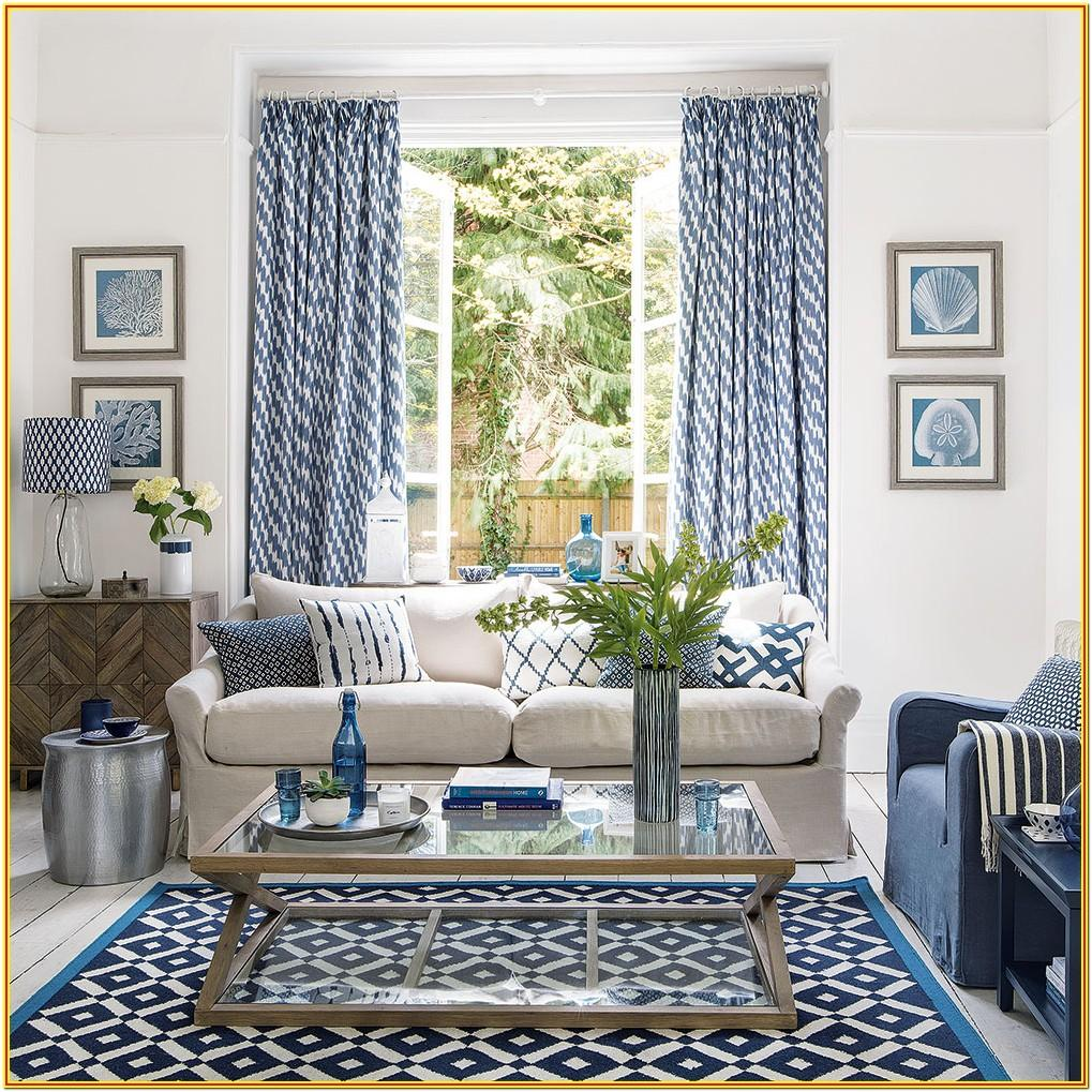 Blue Living Room Ideas 2015
