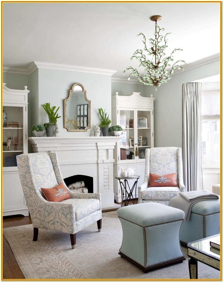 Blue Living Room Ideas 2019