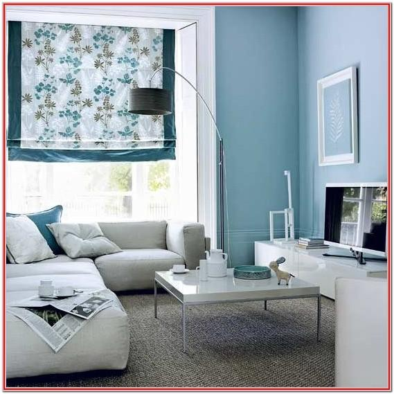 Blue Living Room Paint Colors