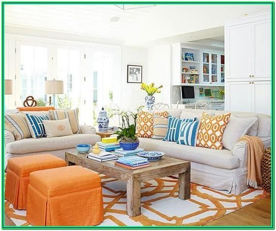 Bright Living Room Colour Scheme Ideas