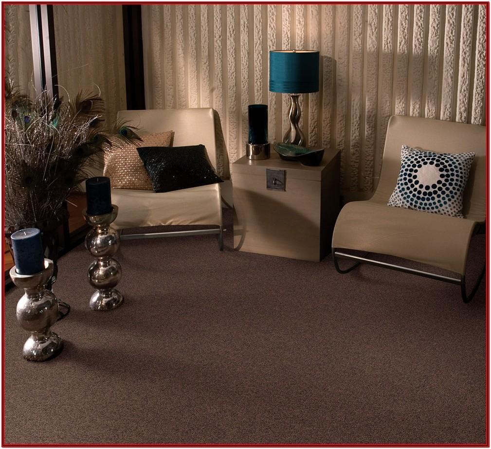 Brown Carpet Living Room Decor