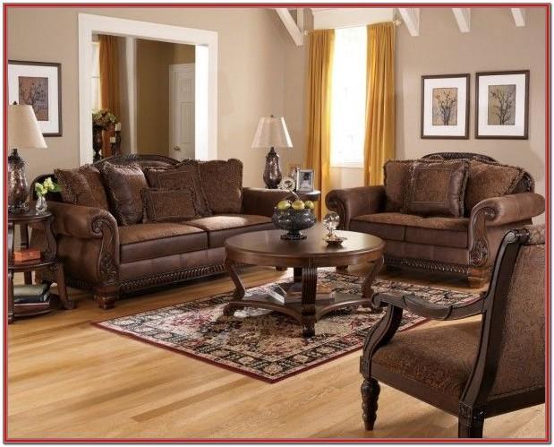 Brown Living Room Set Ideas